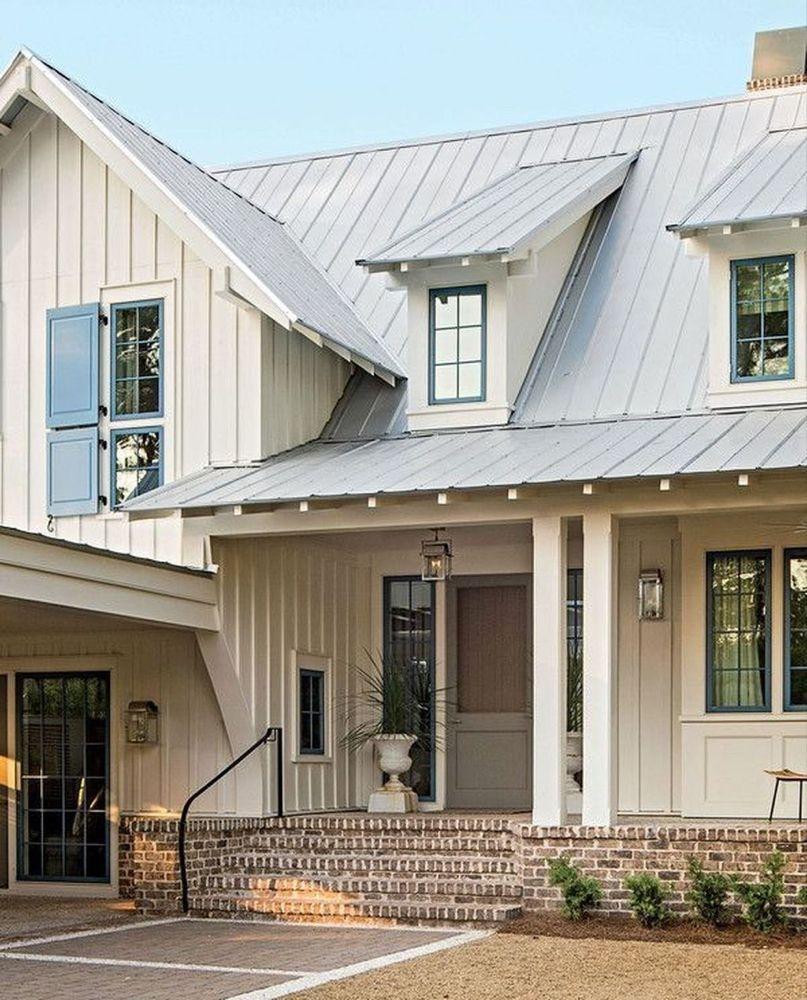 Best Modern Farmhouse Exterior Design Ideas 23 Rustic Houses Exterior Modern Farmhouse Exterior Farmhouse Exterior