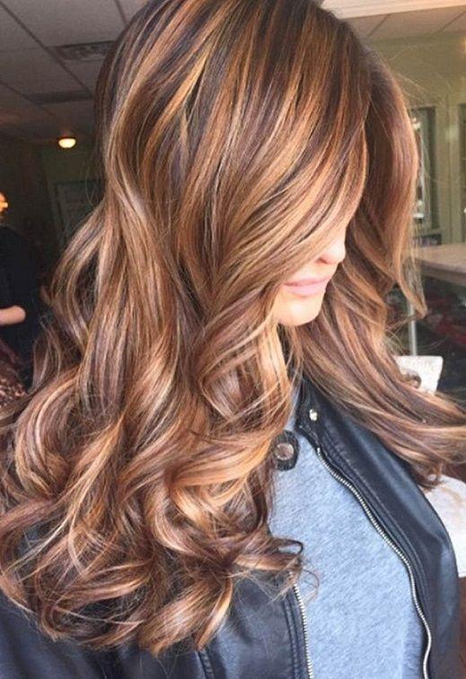 trendy fall hair color ideas