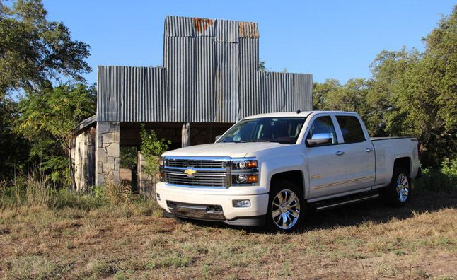 2014 Chevrolet Silverado High Country Review With Images