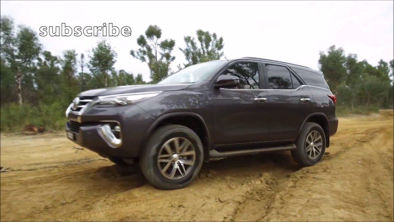 2018 Toyota Fortuner Interior Exterior Drive Price Specs India Upcoming Cars Toyota Car Videos