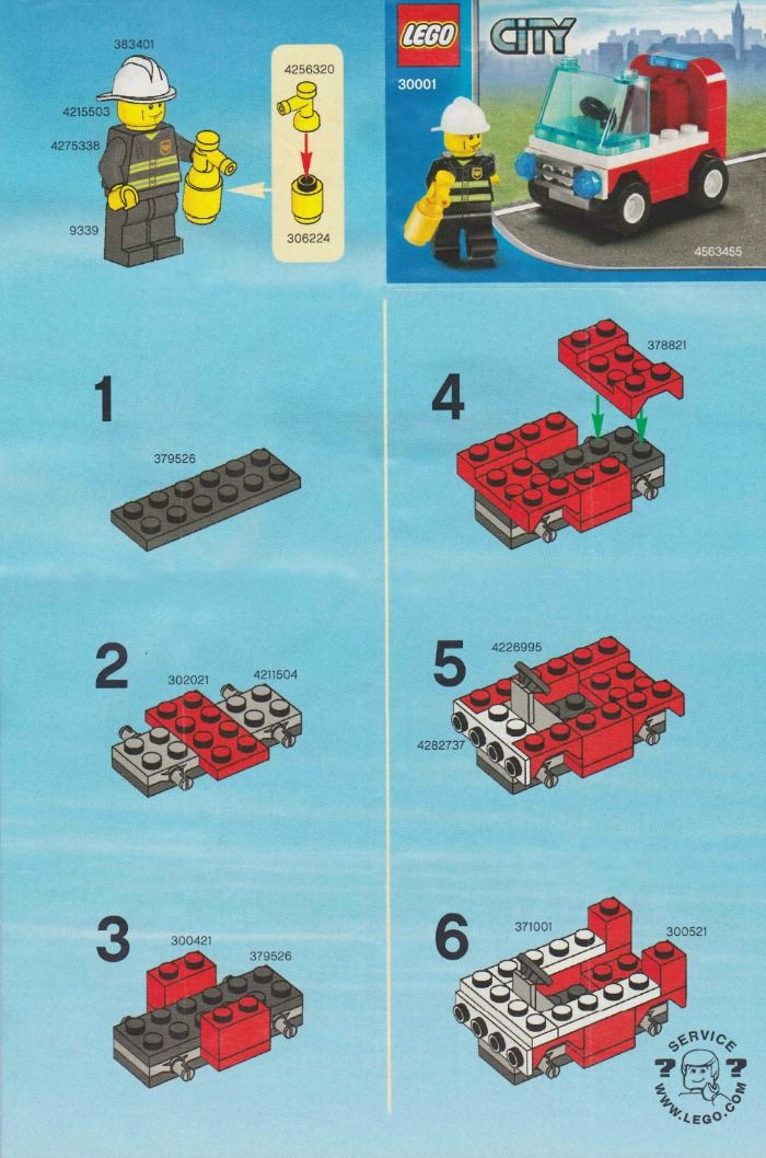 Lego Instructions Идеи