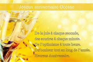 Joyeux Anniversaire Oceane Bing Images Anniversaire Oceane