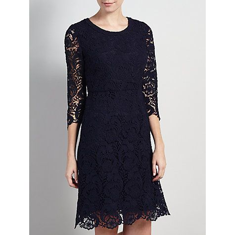 3ef22661f8fce Black Lace Sleeve Maxi Dress Alice By Temperley Hire Dresses. Somerset By Alice  Temperley Lace Dress Navy At Johnlewis