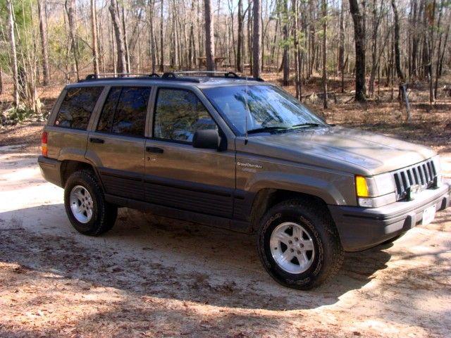 1995 Jeep Grand Cherokee Laredo Cherokee Laredo Jeep Grand