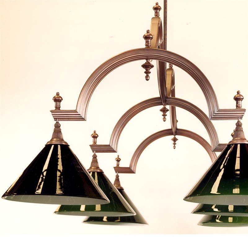 Antique Pool Table Lights   Lighting Idea : IanyBox Idea Of Home Design  #33151