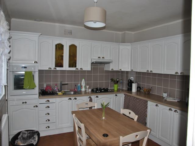 vieille cuisine repeinte photos dcoration de cuisine blanc brun de ptitcoeurdebreizh
