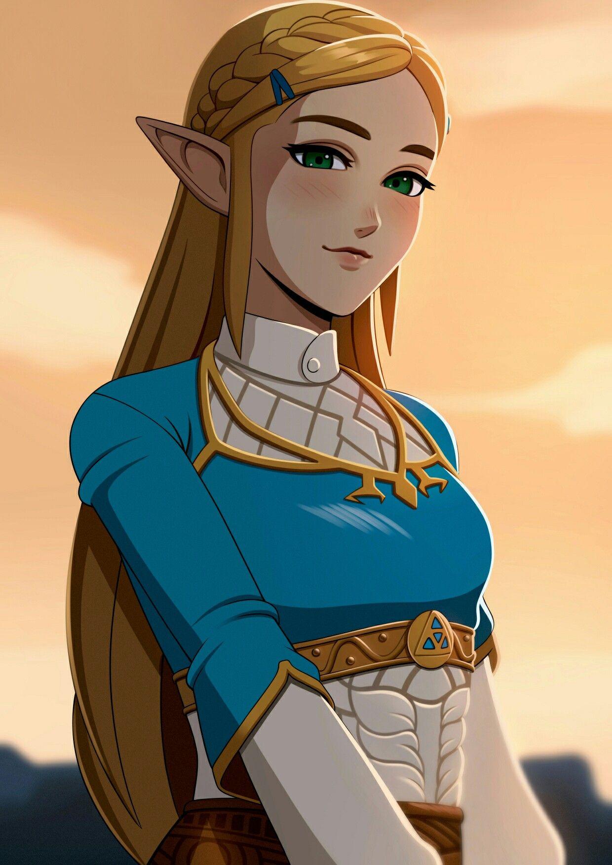 Legend Of Zelda Breath Of The Wild Art Princess Zelda Zelda Art Legend Of Zelda Legend Of Zelda Breath
