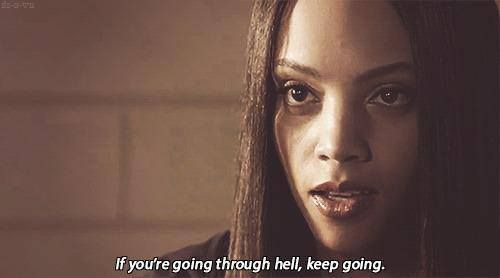 Teen Wolf Quote - Marin Morell.