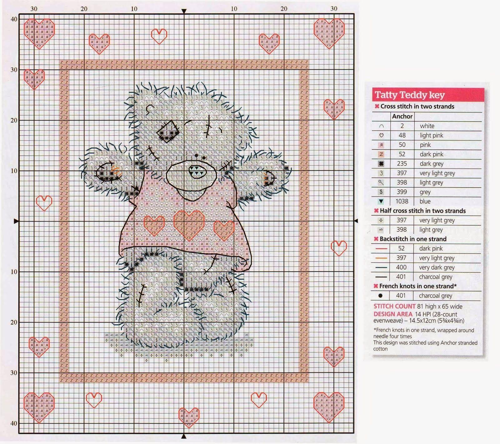 tatty-teddy-World-of-cross-stitching--152-010-graf.jpg (1600×1422)