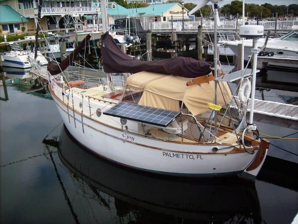 Used 1976 Westsail 28 Cutter, Palmetto, Fl - 34221 - BoatTrader com