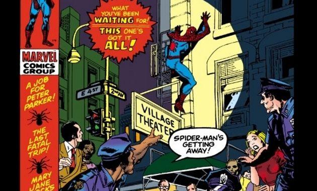 La portada del día: Amazing Spiderman