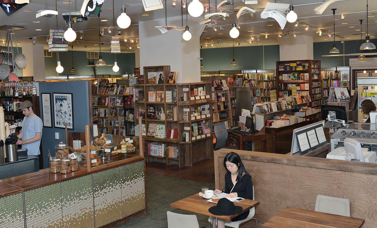 Afar Com Highlight Mcnally Jackson Books New York Bookstore Book Cafe New York