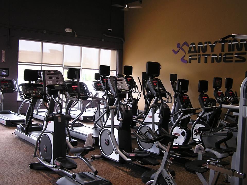 Get In Some Cardio Today By Stopping By Anytime Fitness In South Lyon Some Of Our Great Cardio Eq Anyti In 2020 Anytime Fitness South Lyon Anytime Fitness Gym