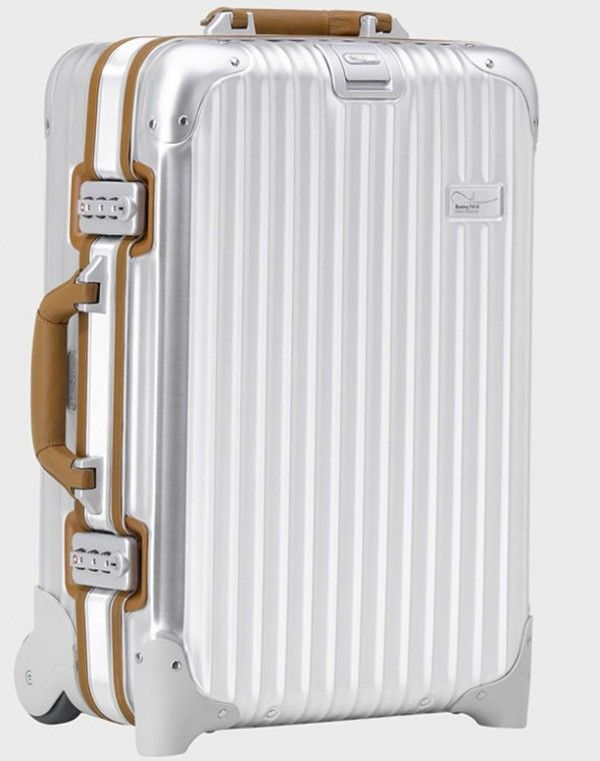 b6554a1f5 Travel in Style with the RIMOWA Lufthansa Boeing 747-8 Collection ...