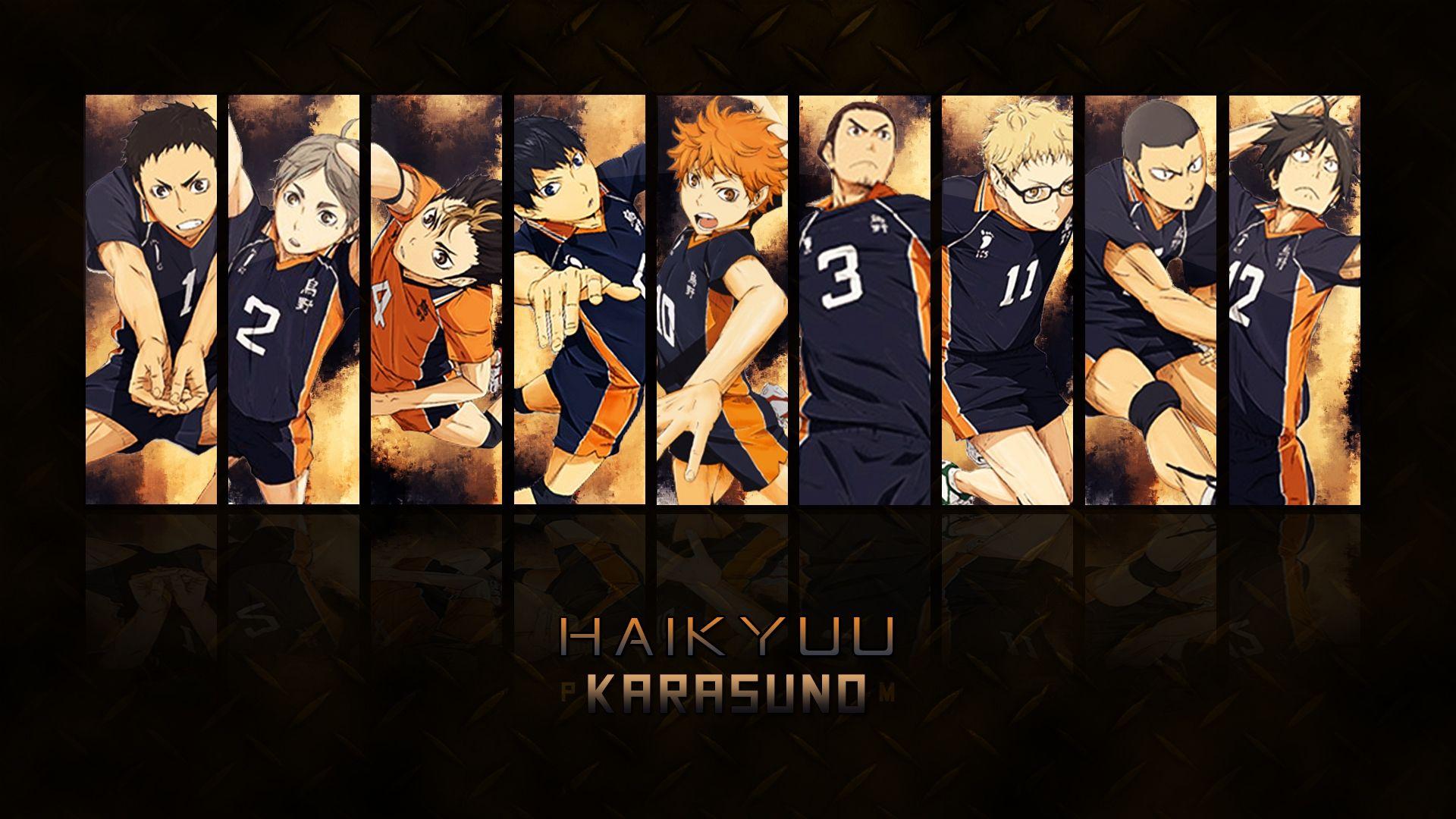 Haikyuu Muchlizar S Haikyuu Wallpaper Haikyuu Wallpaper Haikyuu Anime Wallpaper 1920x1080