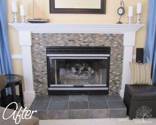 Mantels and Living room ideas