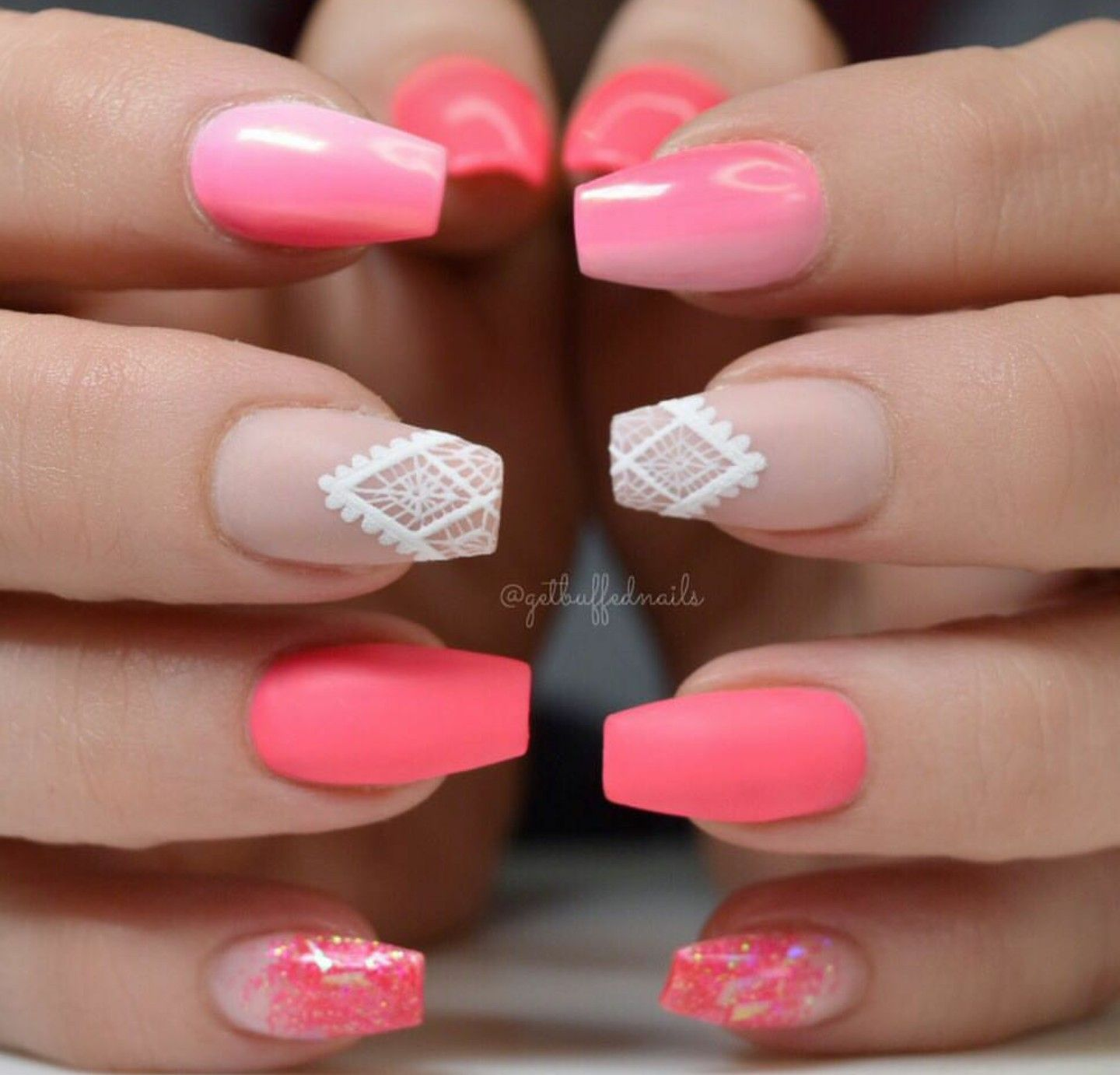 Pin by Jaelyn Melendez on Nails | Pinterest | Nail patterns and ...