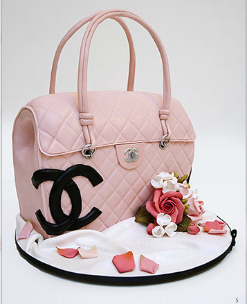 Chanel Cake · http://www.weddingcakes.com/#/collections/for-her/