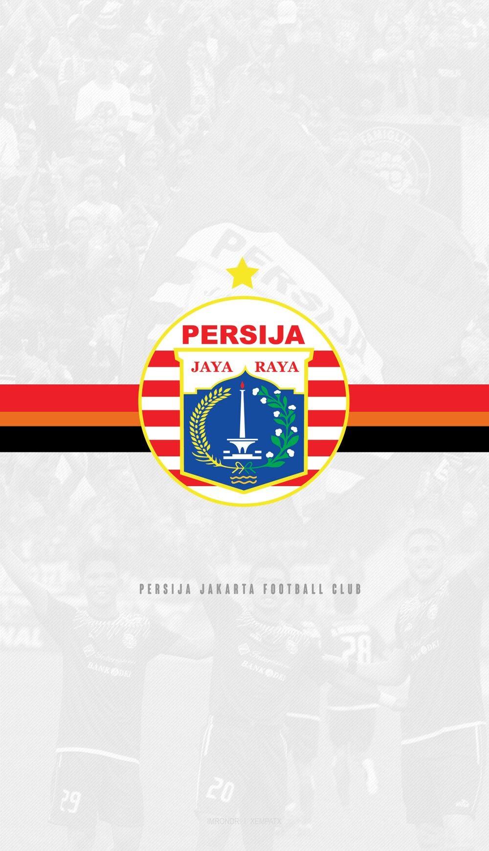 Persija Jakarta Football Club Dengan Gambar