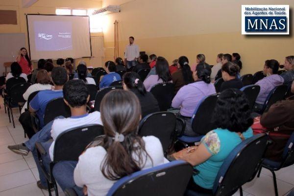 Palestra sobre saneamento básico reúne Agentes de Saúde em Barra do Garças/MT https://www.facebook.com/jornalagentesdesaude/posts/1212199538820958