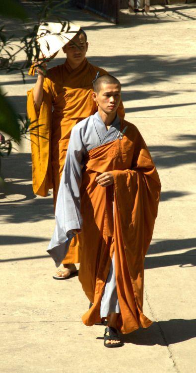 Monastics in Vietnam