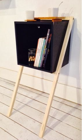 Diy petit meuble d 39 appoint bricolage deco - Petit meuble d appoint design ...