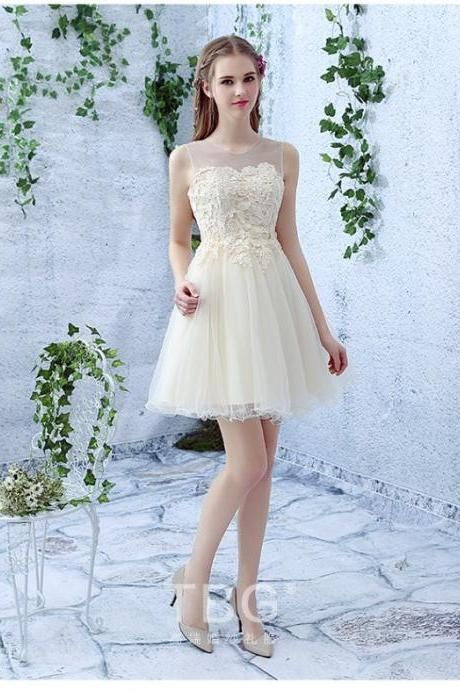 Imagen real, corto vestido de fiesta, vestidos de fiesta, vestidos