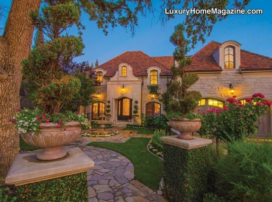 Stunning French Provincial Homes Luxury Estate House