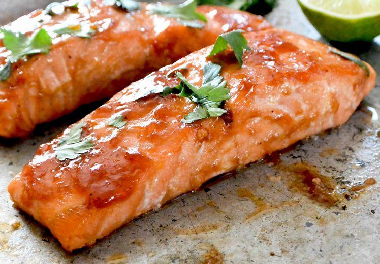 Sous Vide Cranberry Bbq Salmon Sous Vide Recipes Sous Vide Salmon Recipes Sous Vide Fish Recipe