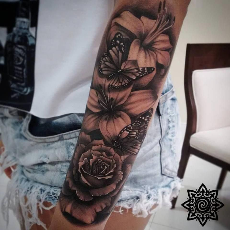 Half Sleeve Tattoos Pinterest Halfsleevetattoos Full Sleeve Tattoos Tattoos For Women Half Sleeve Sleeve Tattoos For Women