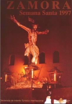 Cartel de la Semana Santa de Zamora 1997