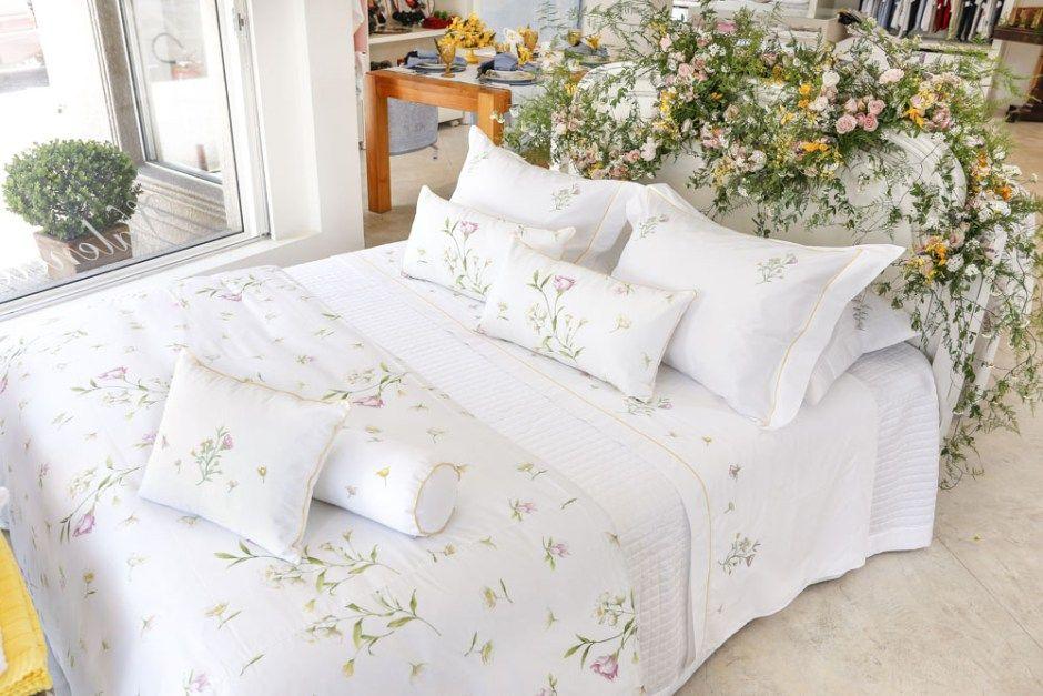 7e880d3250 Campo di Fiori é a nossa coleção de roupa de cama e banho que desenvolvemos  em parceria com a loja que amamos Valencien.