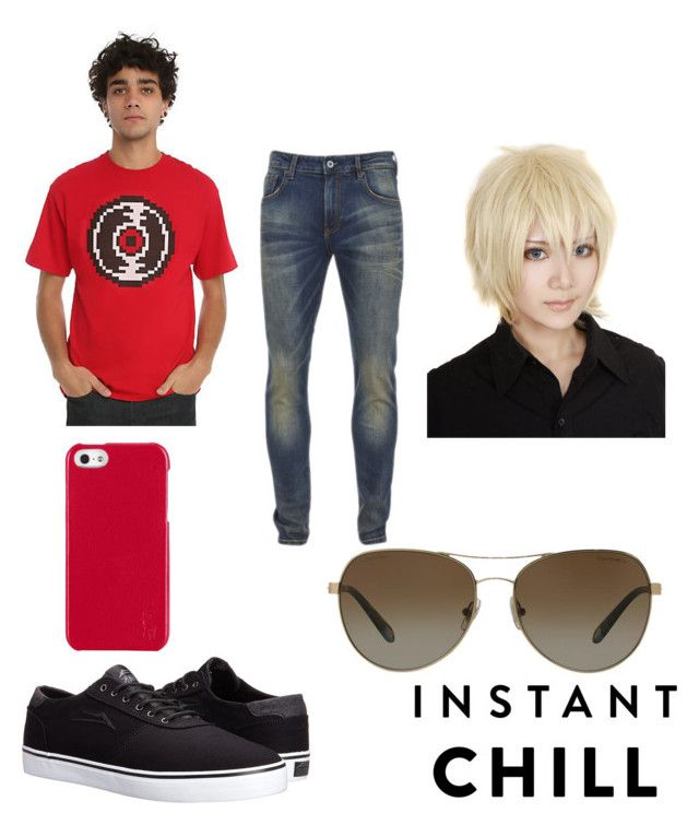 """""""Shades of You: Sunglass Hut Contest Entry"""" by the-psychopath-bitch300 on Polyvore featuring Tiffany & Co., Scotch & Soda, Lakai, Polo Ralph Lauren, men's fashion, menswear and shadesofyou"""