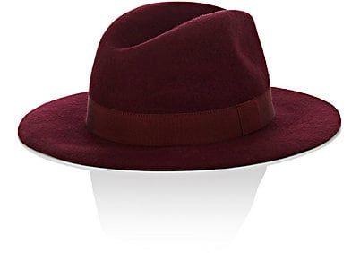 aadc97da74371 Barneys New York Wool Felt Fedora - Hats - 504752411