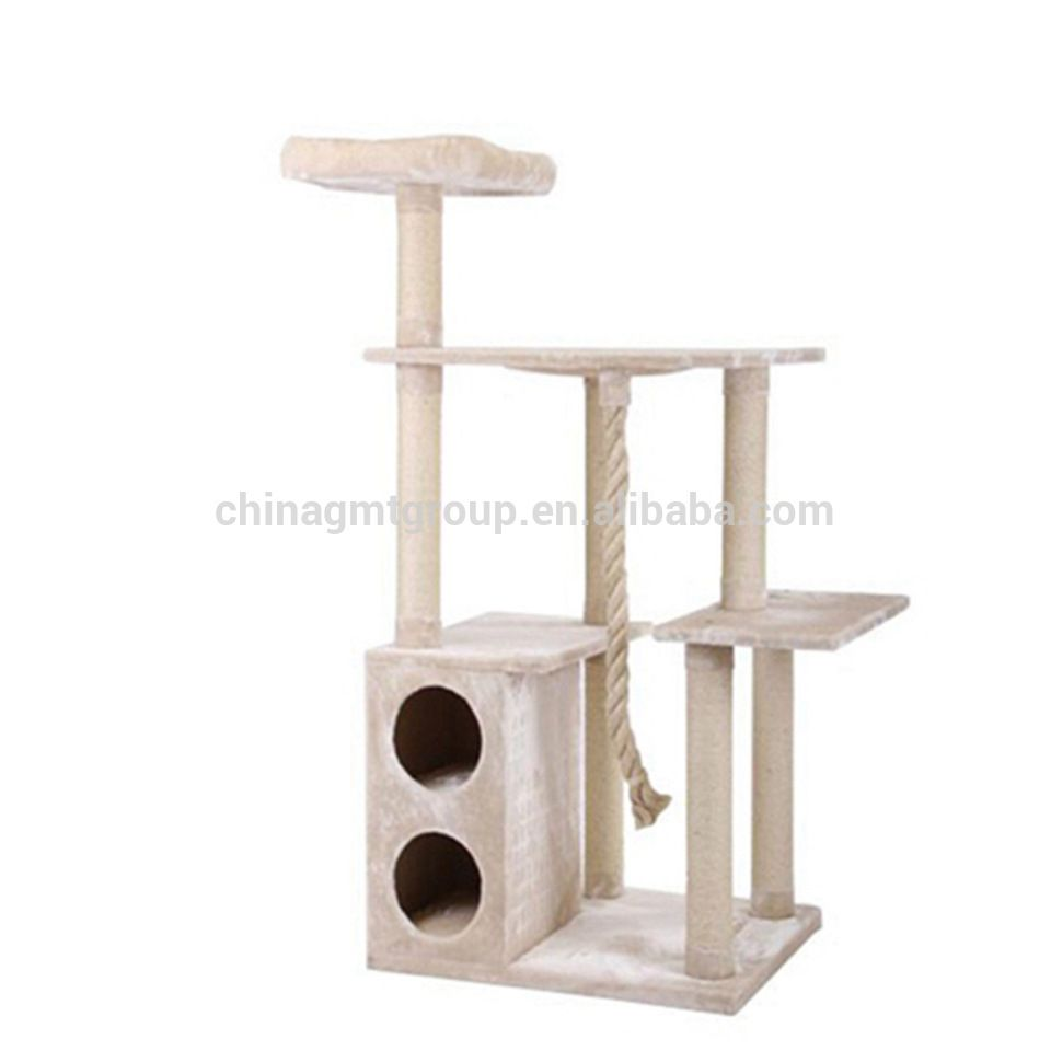 GMT508207 Pet Pals Cat Tower Indoor Trees Safe For Cats