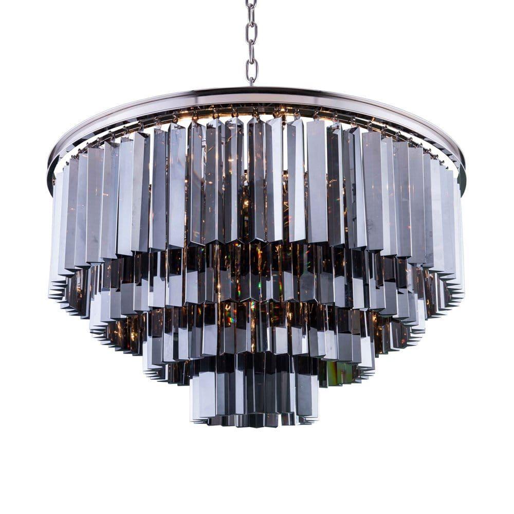 Shop elegant lighting 1201d32 sydney 17 light chandelier at the mine shop elegant lighting 1201d32 sydney 17 light chandelier at the mine browse our chandeliers aloadofball Choice Image