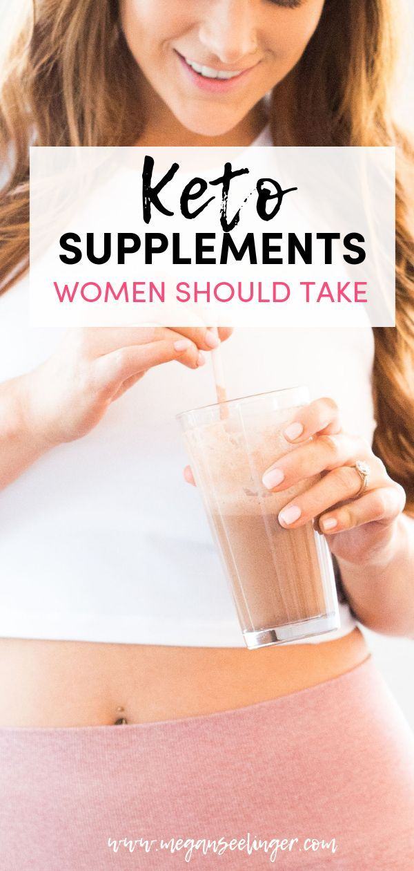 Best Keto Supplements for Women's Weight Loss, Energy and Anxiety images
