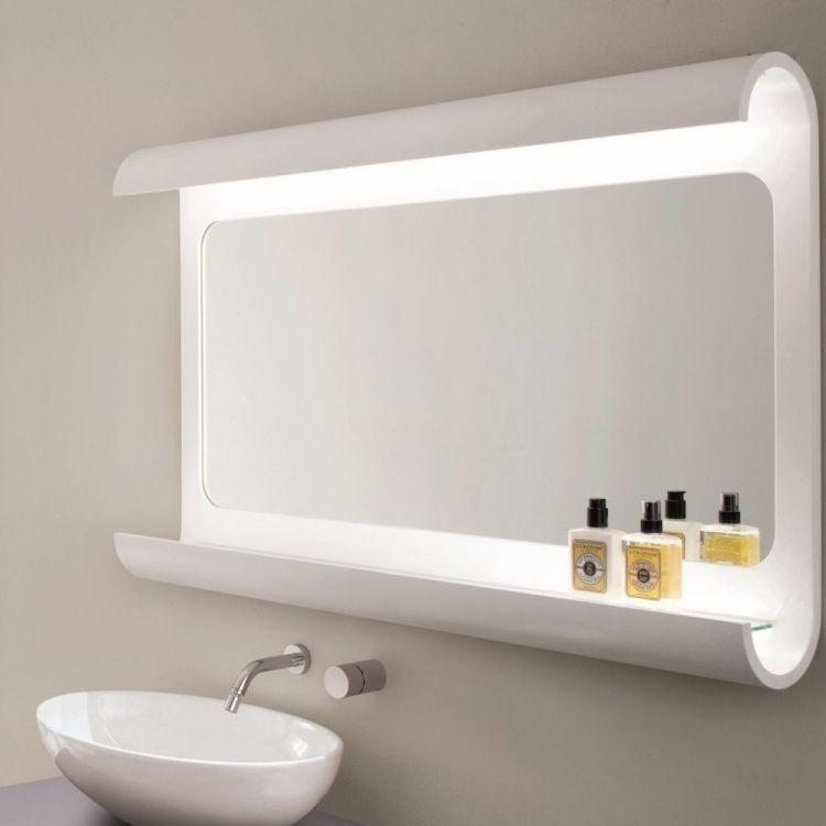 Badezimmer Spiegel mit Beleuchtung in 50 tollen Bildern Pinterest - spiegel badezimmer mit beleuchtung