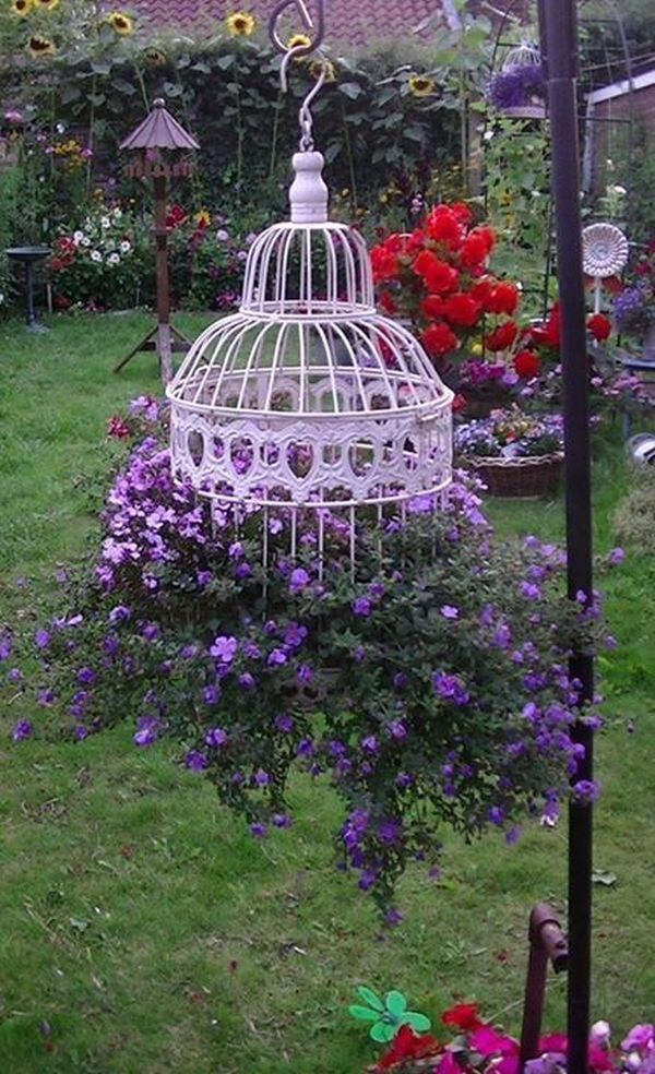 Der Frühling bringt die schönsten DIY-Blumendekorationen für Ihren Garten  #blumendekorationen #bringt #fruhling #garten #ihren