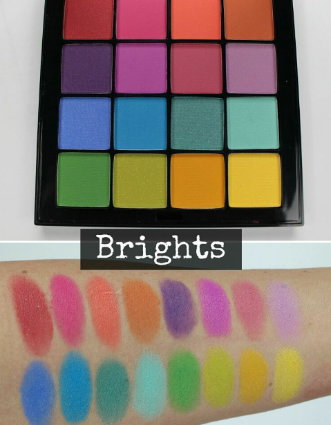 Nouveau Cheap Reader Swatches New NYX Ultimate Shadow