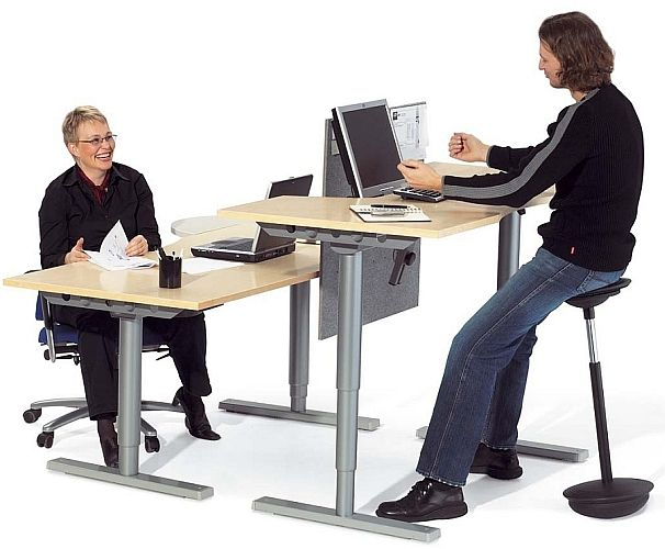 electric adjustable office desk height table cubicle image result modern design content uploads designs fro