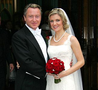 Michael Flatley Niamh OBrien After Their Wedding In Fermoy Ireland C
