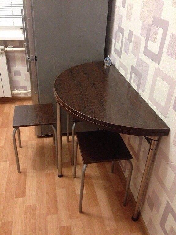 стол для кухни складной фото