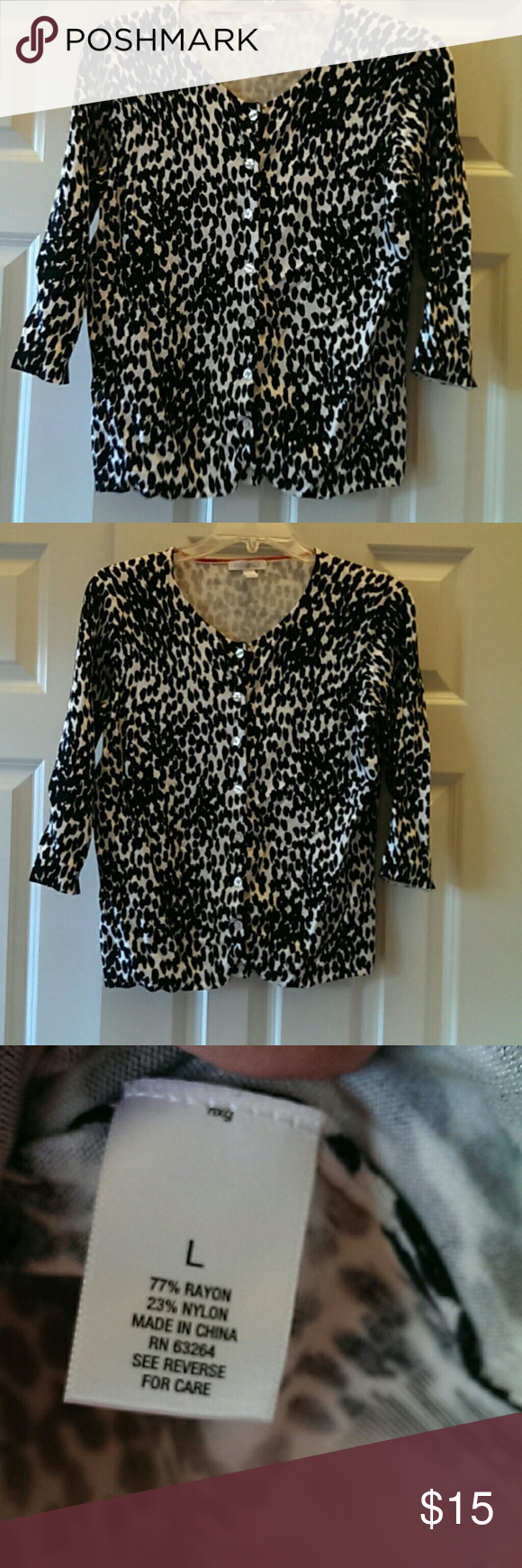 Leopard print cardigan | White leopard, Leopards and Conditioning