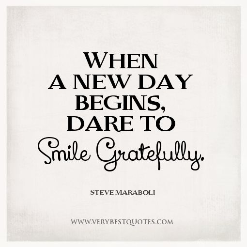 New Day Inspirational Quotes: Quote Of The Day (11) - Quotesily.com