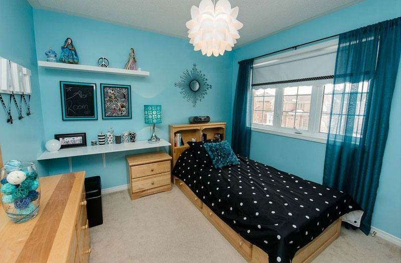 Amazing Room · Teenage Girl Bedroom Ideas In Blue