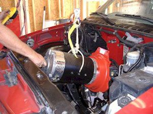 Installing Motor In Electric Car Conversion Cool