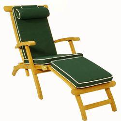 Seven Seas Teak Steamer Chair Outdoor Cushion Products In 2019 Outdoor Cushions Outdoor Chairs Cushions