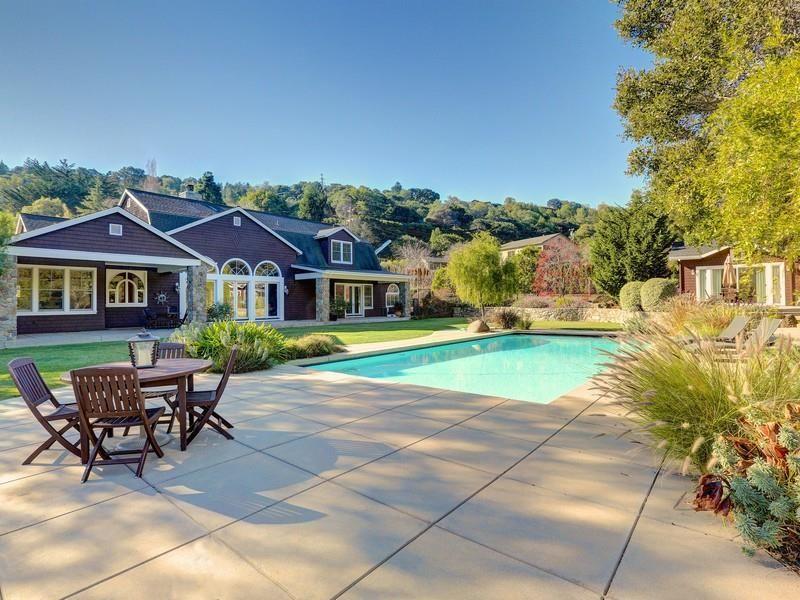 48 manzanita avenue san rafael california 94901 single for San francisco real estate luxury