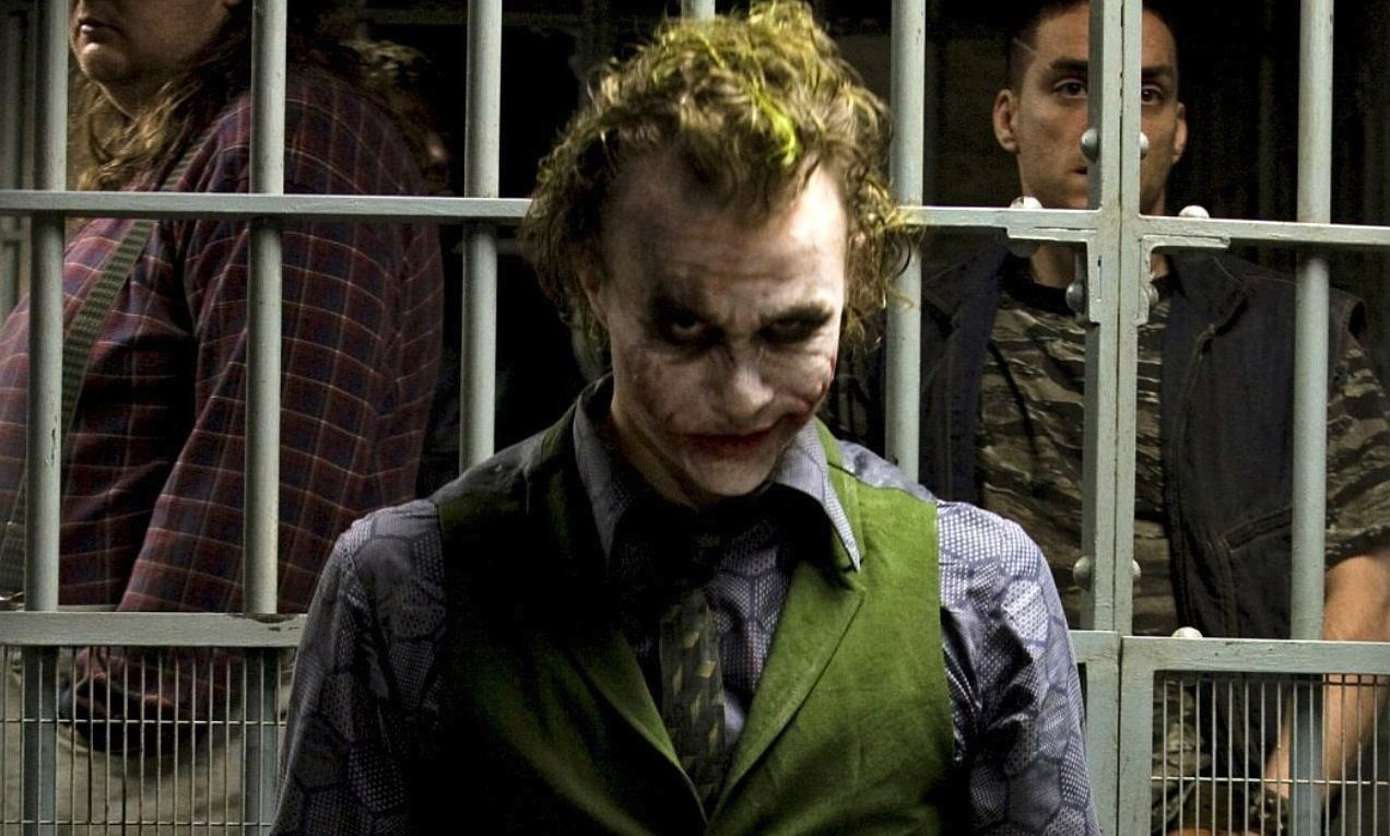 cool HD Wallpaper The Joker Heath Ledger Smiling Hd Picture